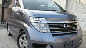 Nissan Elgrand HWS