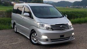 Toyota Alphard MZ